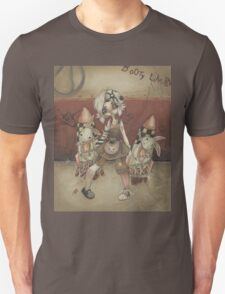 Tina and the Damsels Unisex T-Shirt