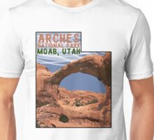 Arches Park (Moab, Utah) Unisex T-Shirt
