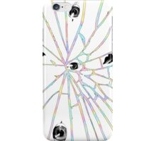 Pastel Cracked Doll iPhone Case/Skin