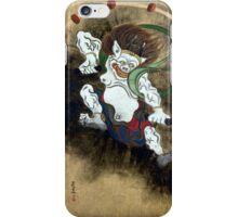 Ogata Kōrin Thunder God iPhone Case/Skin