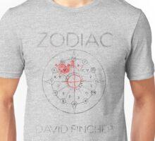 Zodiac Minimalist Design Unisex T-Shirt