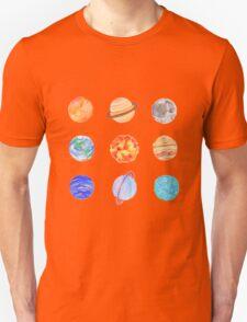 planets Unisex T-Shirt