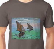 After Monet Unisex T-Shirt