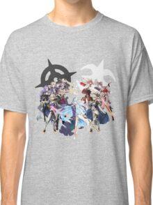 Fire Emblem Fates - Hoshido & Nohr Royalty Classic T-Shirt