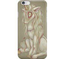 Zombicorn iPhone Case/Skin