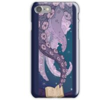 Eldritch Reading Time iPhone Case/Skin