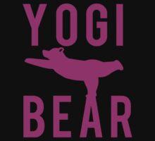 Yogi Bear One Piece - Long Sleeve