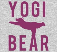 Yogi Bear One Piece - Long Sleeve