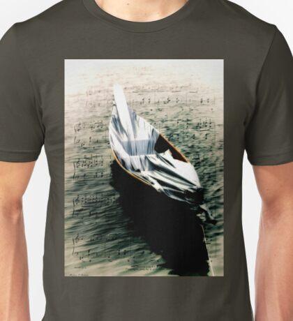 Fluid Movement Unisex T-Shirt