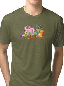 Australian Frogs Tri-blend T-Shirt
