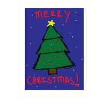 Christmas Cheer! Art Print