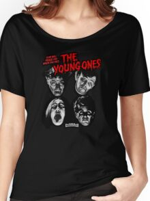 The Young Ones-Nasty Women's Relaxed Fit T-Shirt