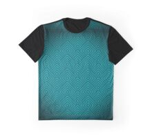 seamless blue patterns Graphic T-Shirt