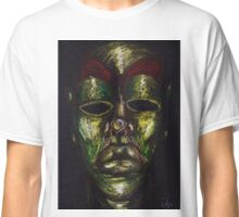 Mask of Diligence Classic T-Shirt