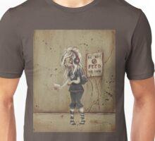 Asylum park Lucy -zombie girl Unisex T-Shirt