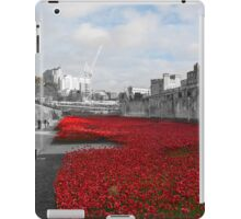 A Sea of Red iPad Case/Skin