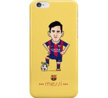 Messi - Barcelona iPhone Case/Skin
