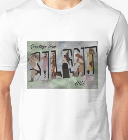 Greetings From Silent Hill! Unisex T-Shirt