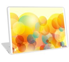 Abstract colorful background Laptop Skin