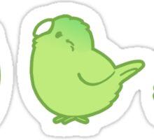 Parrotlets Sticker