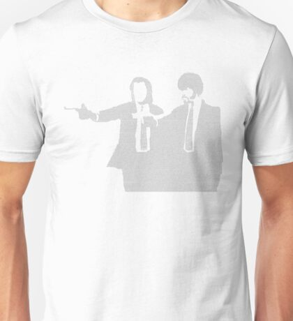 Pulp Fiction Script Unisex T-Shirt