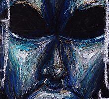 Mask of Sorrow by jimhuzzie