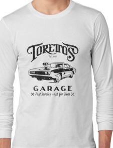Torettos Garge Dom Long Sleeve T-Shirt