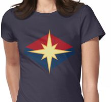 Earth's Mightiest Hero Womens Fitted T-Shirt