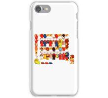 The Plumber's Closet iPhone Case/Skin
