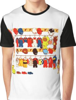 The Plumber's Closet Graphic T-Shirt