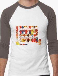 The Plumber's Closet Men's Baseball ¾ T-Shirt