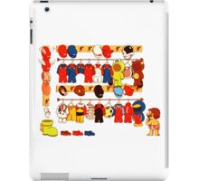 The Plumber's Closet iPad Case/Skin