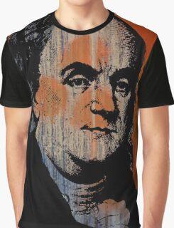 Benjamin Franklin Graphic T-Shirt