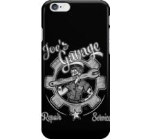 Joe's Garage iPhone Case/Skin