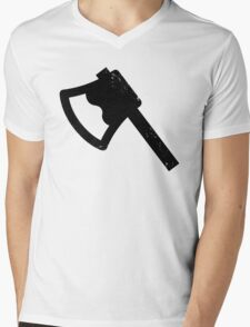 Axe Mens V-Neck T-Shirt