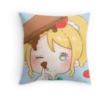 LOVELIVE! Macarons Eli Throw Pillow