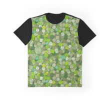 Forest Dice Graphic T-Shirt
