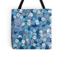 Frost Dice Tote Bag
