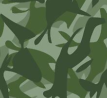 Green camo by ARTPICSS