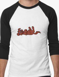 Red Dog - Roll Over Men's Baseball ¾ T-Shirt