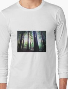 IN TO THE DARK WOODS image 5 Long Sleeve T-Shirt