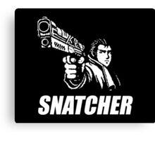 Snatcher Canvas Print
