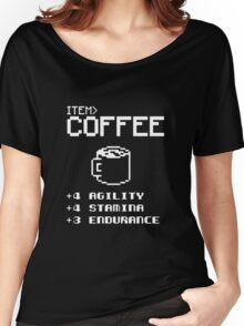 Soft Funny Coffee Women's Relaxed Fit T-Shirt