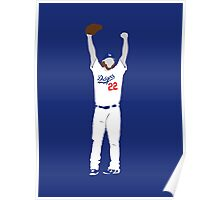 No Hitter Poster
