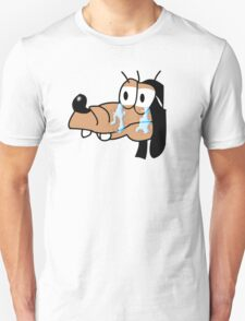 Gooby Crying | Meme  T-Shirt