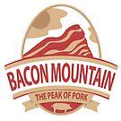 Bacon Mountain by bortwein