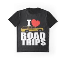 I Heart Road Trips Graphic T-Shirt