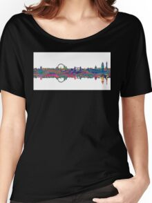 London city Women's Relaxed Fit T-Shirt