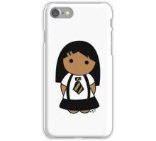 Tie Girl Sara iPhone Case/Skin