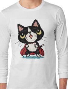Super kitten Long Sleeve T-Shirt